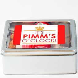 Personalised It's Pimm's O'Clock Kit