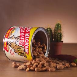 Ass Kickin' Peanuts