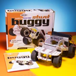 Build an Electric Stunt Buggy
