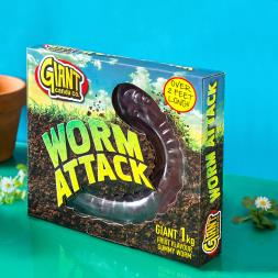 Giant Gummy Worm
