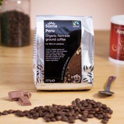 Personalised Coffee Hamper