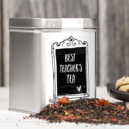 Personalised Best Teacher Tea