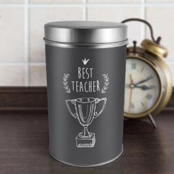 Personalised Best Teacher's Coffee