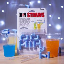 DIY Drinking Straws
