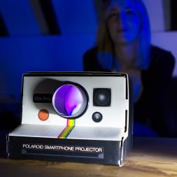 Polaroid Smartphone Projector