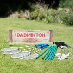 Summertime Games - Badminton