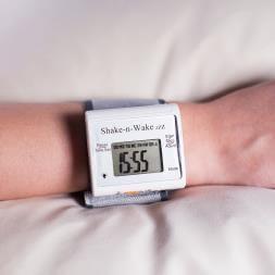 Shake N Wake Silent Alarm Clock