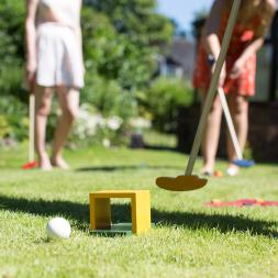 Summertime Games - Crazy Golf