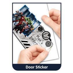 Marvel Hulk Room Stickers