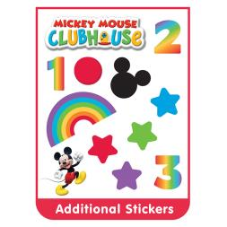 Disney Mickey Mouse Room Stickers
