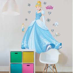 Disney Princess Cinderella Room Stickers