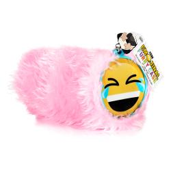 Get Emojinal Furry Pencil Case