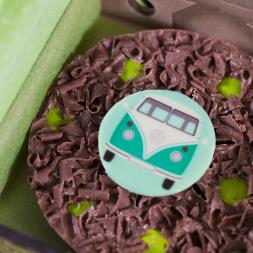 Campervan Chocolate Pizza