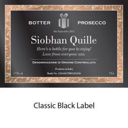 Personalised Prosecco