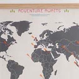 Stitch Map