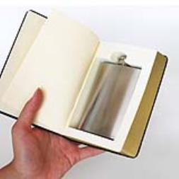 Good Book Flask