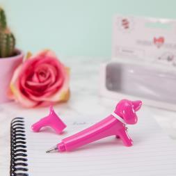 Doggy Doodles Pen - Fuchsia