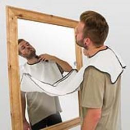 beard buddy shaving apron buy from. Black Bedroom Furniture Sets. Home Design Ideas