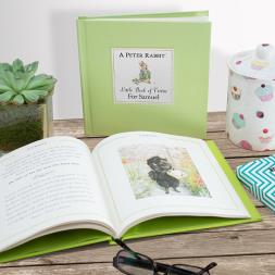 Personalised Peter Rabbit Little Book Of Virtue