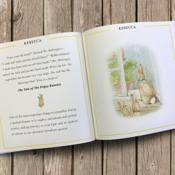 Personalised Peter Rabbit Little Book Of Harmony