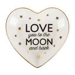 Moon & Back Trinket Dish