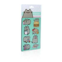 Pusheen Fridge Magnets x 6
