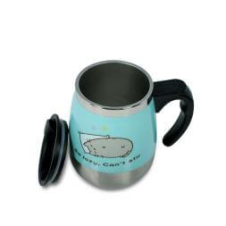 Pusheen Self-Stirring Mug