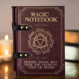 Magic Wand Note Book