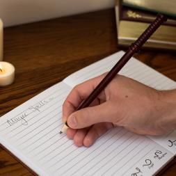 Magic Wand Note Book
