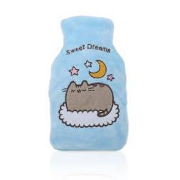 Pusheen Mini Hot Water Bottle - Sweet Dreams