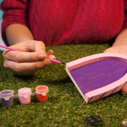 Paint Your Own Fairy Door
