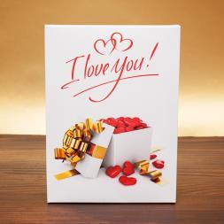 I Love You Gift Box