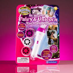 Fairy & Unicorn Torch & Projector