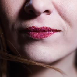 Glitter Lips - Vintage Pretty