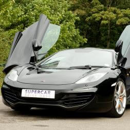 Supercar Thrill with High Speed Passenger Ride - Special Offer