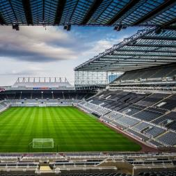 Adult Tour of St James' Park for Two
