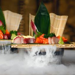Three Course Meal and Champagne Cocktail for Two at Gilgamesh, Camden Market