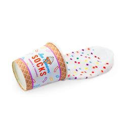 Ice Cream Socks Hundreds and Thousands