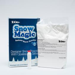 Snow Magic - The Snowman Instant Snow with Glitter