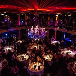 Cabaret Show with Dinner and Cocktails at Caf De Paris - Special Offer