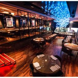 Six Course Meal with Cocktails for Two at DSTRKT
