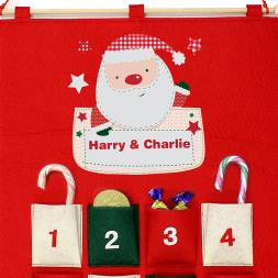 Personalised Advent Calendar