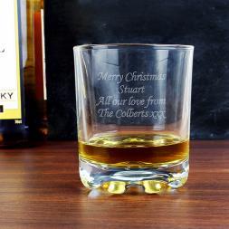 Personalised Whisky Tumbler