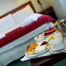 Overnight Break with Breakfast at The Peebles Hydro Hotel for Two
