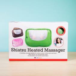 4 Ball Heated Shiatsu Cushion