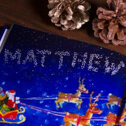 Personalised Christmas Book - Your Letter to Santa