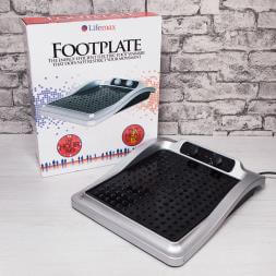 Heated Footplate Massager