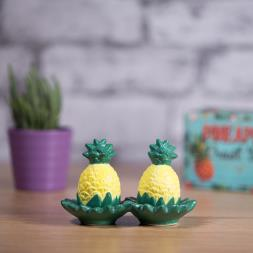 Pineapple Cruet Set