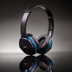JVC Wireless Lightweight Bluetooth Headphones - Blue