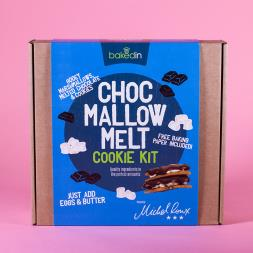 Choc Mallow Melt Cookie Kit